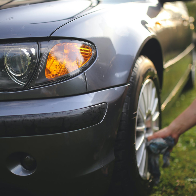 Convenient Mobile Detailing at your Home or Office