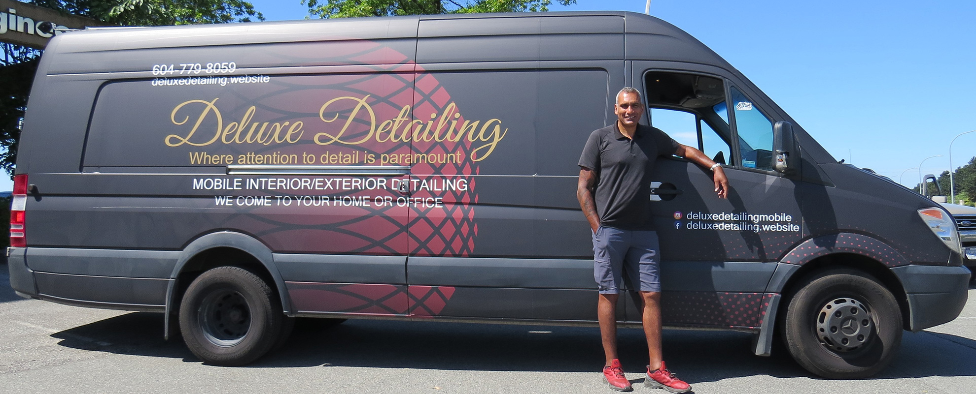 Mobile Detailing Vancouver
